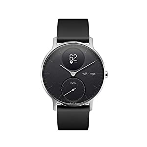 Withings / Nokia Steel HR – Reloj híbrido inteligente