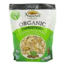 Muesli,Og2,Cinn Rais,Unsw, 10 oz (pack of 6 )