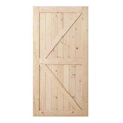 I Shape and Barn Door