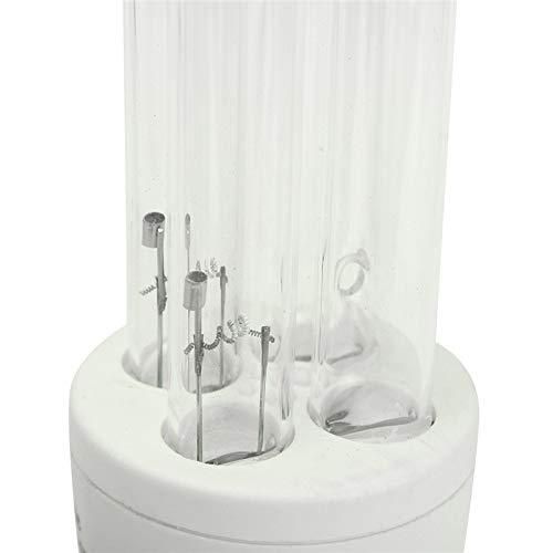 Lampadina E27 UVC Ultraviolet UV Tube 20W Lampada disinfettante Ozono Sterilizzazione Acari Luci Lampada Germicida Lampadina AC220V 20W