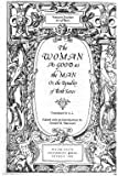 The Woman As Good As the Man : Or the Equality of Both Sexes, De la Barre, Francois P., 081431953X