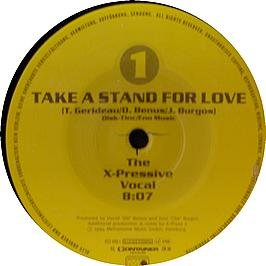 Gerideau   Take A Stand For Love