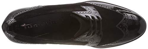 Schwarz Stiefeletten Tamaris 21 1 Black 23311 Damen 4RqxIF