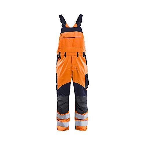 Blaklader 288915135389c62 Mono De Trabajo Talla C62 Color Naranja Y Azul Marino Amazon Es Industria Empresas Y Ciencia