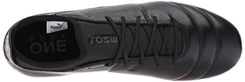 Lux One Shoe Men's Fg Soccer M 9 shocking 5 Black Us 2 Puma Black Orange qEYwn5E