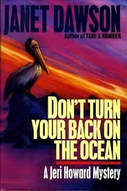 book cover of Don\'t Turn Your Back On the Ocean