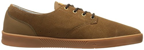 Emerica Romero Laced Skate Shoe Brown/Gum/Brown wholesale price sale online free shipping footlocker finishline outlet huge surprise purchase cheap price 1gdcLhS1P