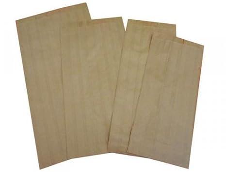 2991e961f3 Sacchetti di carta marrone - Formato cm. 22x44 - Scatola da Kg. 10  contenente 650 sacchetti circa - Sacchetti in carta avana ...