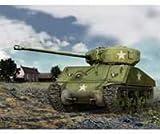 zvezda models - Zvezda 1/100 Us Medium Tank M4a2