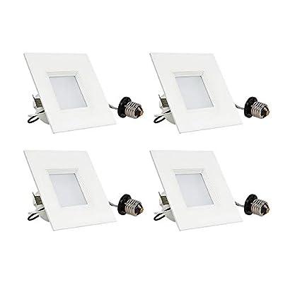 OSTWIN 4 inch LED Downlight Round RETROFIT KIT 5000K