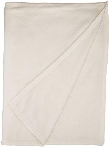 Soft Martex Fleece Blanket - Martex Super Soft Fleece King Blanket, Ivory by WestPoint Home