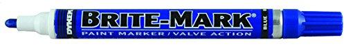 Brite-Mark Medium Tip Paint Marker, Blue