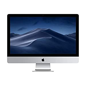 "Apple iMac (27"" Retina 5K display, 3.5GHz quad-core Intel Core i5, 8GB RAM, 1TB) - Silver (Latest Model)"