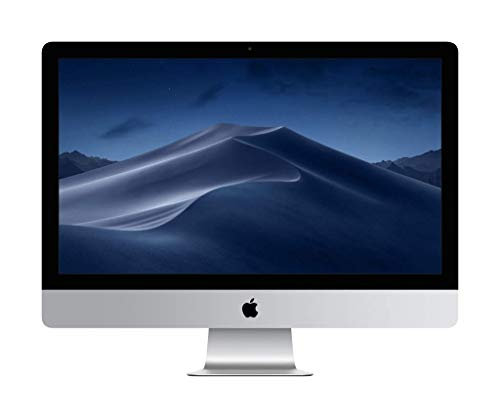 New Apple iMac (27-inch Retina 5k display, 3.0GHz 6-core 8th-generation Intel Core i5 processor, 1TB) (Apple Refurbished Imac)