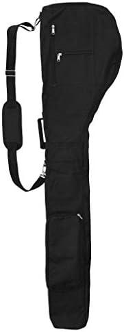 Baosity Waterproof Golf Carry Bag | Golf Club Travel Bag Case | Sunday Bag Pouch Golf Training Accessories