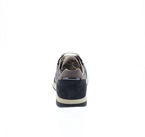 Stonefly , Chaussures de ville à lacets pour homme multicolore assorties 41x