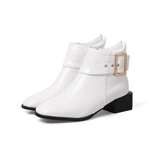 EU Zeppa ABL10085 con BalaMasaAbl10085 41 Donna Bianco Sandali White 5 fSxw8E6