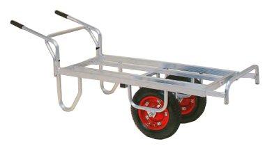 ハラックス コン助 アルミ製 平形二輪車 CN-65DW 一輪車に付け替え可能タイプ B00EPC9T2E