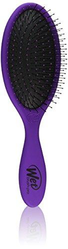 Ouchless Detangler (The Wet Brush Pro Detangler Metallic- Viva Violet)