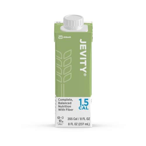 Case Supplement - Jevity 1.5 Cal Supplement - 8oz - Case/24