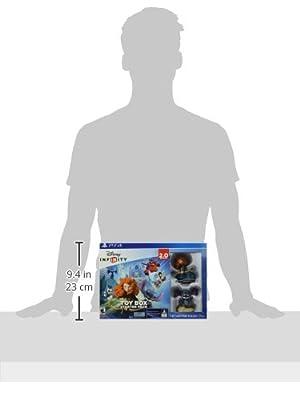 Disney Infinity 2.0 PS4 with Merida and Infinity Base