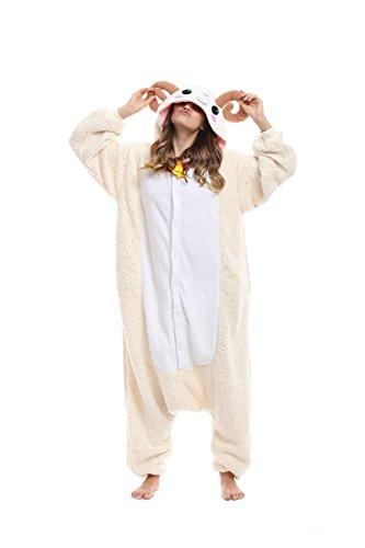 Anime Disney Characters (Kigurumi Pajamas- Unisex Costume Animal & Disney Character Pyjamas (L 165cm ~ 175cm (5'41