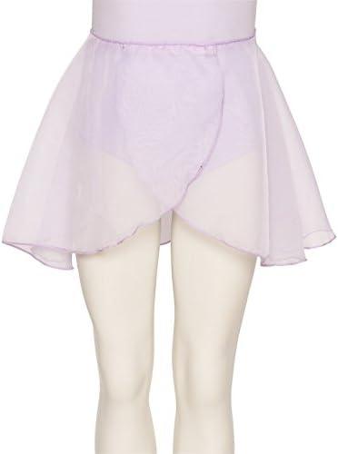 Mädchen Damen Weiß Basic Tanz Ballett Rock Alle Größen Von KATZ Dancewear KDGS03