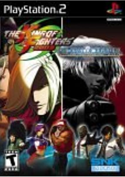 Amazon Com King Of Fighters 2002 2003 Playstation 2 Artist Not