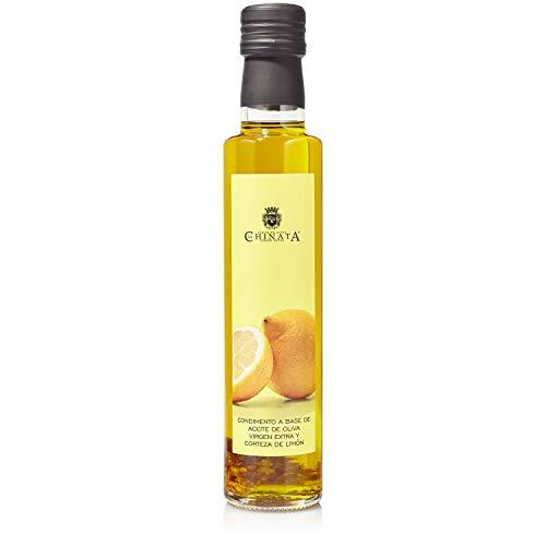 Aceite Oliva Virgen Extra 'Limón' (250 ml) – La Chinata