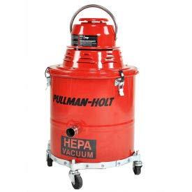 (Pullman Ermator Pullman-Holt HEPA Vac 1 HP 5 Gallon 86ASB5D4C Dry)
