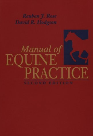 Manual Of Equine Practice, 2e
