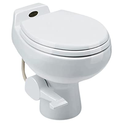 SeaLand - 302510483 Traveler 510 Plus Bone Toilet: Automotive