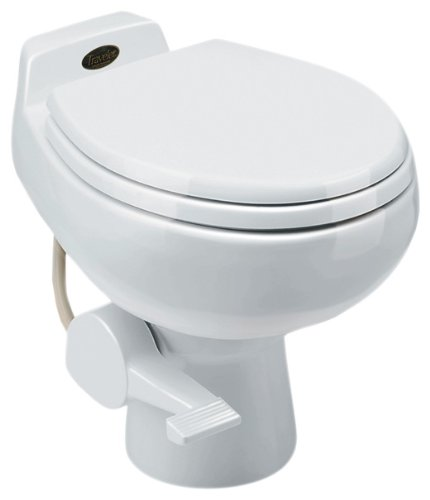Dometic 302651003 Sealand 510 Plus China Toilet , Bone (color) by Dometic