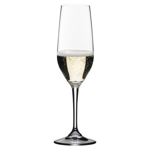Riedel Accanto Champange Flutes, Set of 4, 10-1/4 Ounce