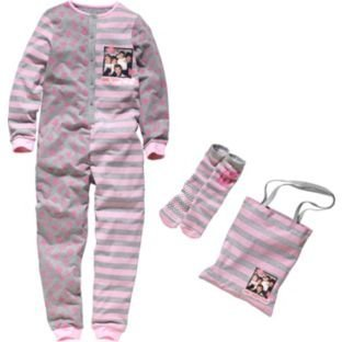 c7bd319e8 One Direction 1D Onesie with Socks and Bag (10-11 Years)  Amazon.co ...