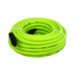 Flexzilla ZillaGreen 1/4 x 50' Air Hose with 1/4'''' Threads Tools Equipment Hand Tools