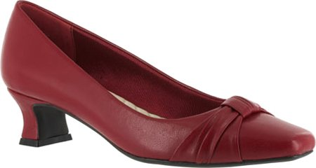 Easy Street Women's Waive Pump Red 6.5 M