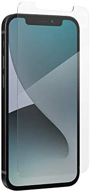 ZAGG InvisibleShield Glass+ Screen Protector – High-Definition Tempered Glass Made for iPhone 12 Mini – Impact