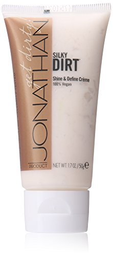 (JONATHAN Silk Dirt Mini Shine and Define Cream, 1.7)