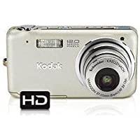Kodak Easyshare V1233 12.1MP Digital Camera with 3x Optical Zoom (Silver)