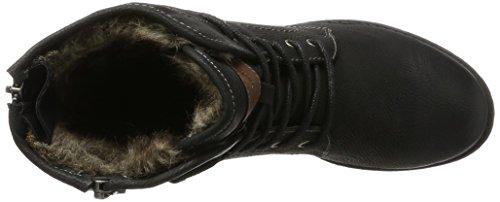 Tom Tailor Vrouwen 3797302 Laarzen Zwart (black)