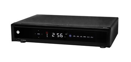 Motorola Cable Box - Motorola DCX3400 HD / DVR Set Top Cable Box with Standard 320GB Dual Tuner Hard Drive
