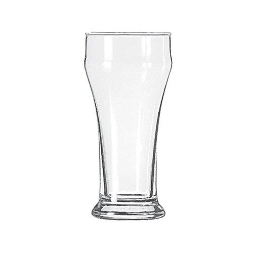Bulge Top Beer Pilsner Glass (LIBBEY GLASS INC., GLASS PILSNER HEAVY BASE BULGE TOP 10OZ 1-36, Manufacturer Part Number: 13)
