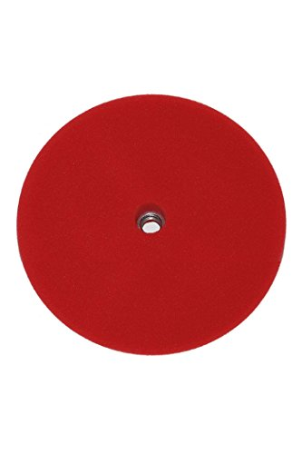 OPT Optimum (21519) Double Sided Foam Pad, Red, 8''