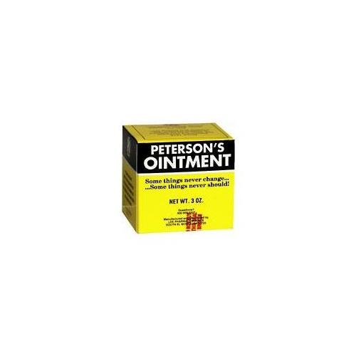 - Peterson's Ointment 3 OZ - Buy Packs and Save (Pack of 2)