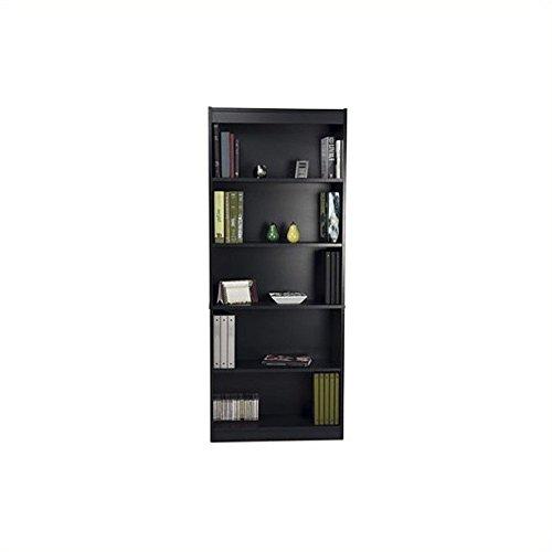 Bestar Standard Bookcase, Charcoal - Bestar Charcoal
