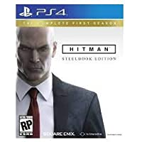 Hitman: Definitive Edition Non-Steelbook Oyun[PlayStation 4]