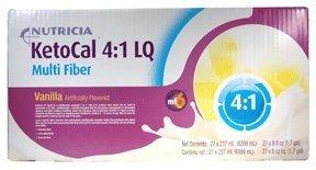 Ketocal 4:1 Liq Nutritional Suplement Van, Sz: 27x8 Oz