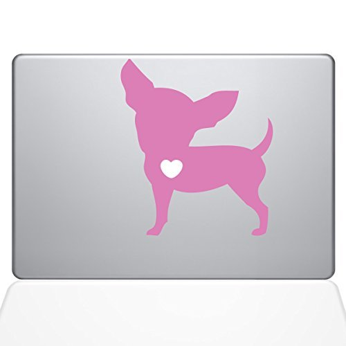 格安販売中 The Decal B0788FFTXM Guru I 13 Love My Chihuahua Decal MacBook Vinyl Sticker 13 MacBook Air Pink (1476-MAC-13A-BG) [並行輸入品] B0788FFTXM, 今庄町:ad55fd60 --- senas.4x4.lt