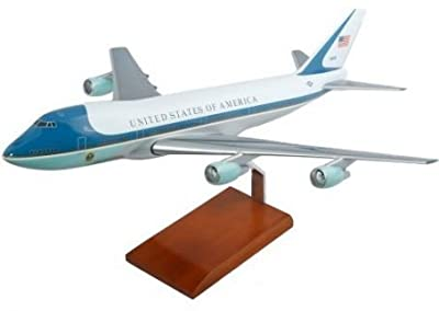 VC-25A Air Force One - 1/100 scale model